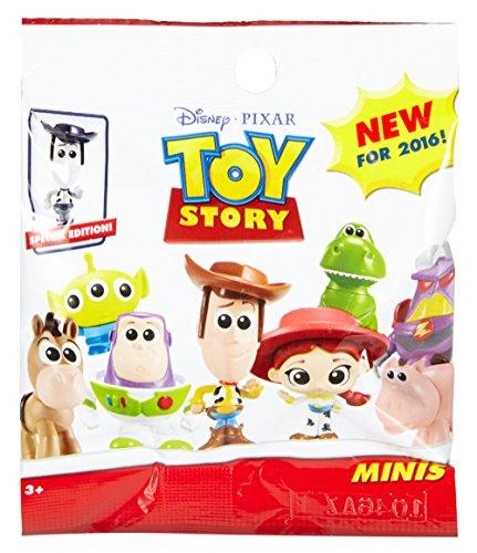 Mattel–Toy Story Mini Figura, dnw42