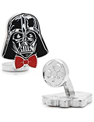 mouche Preppy Darth Vader Star Wars Boutons de manchette Gentleman
