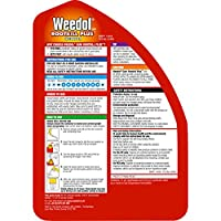 Scotts Miracle-Gro Weedol Rootkill Plus Weedkiller Ready To Use Spray, 1 L by Scotts Miracle-Gro
