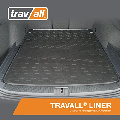 Travall Liner TBM1124 - Vehicle-Specific Rubber Boot Mat Liner