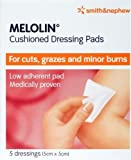 Smith & Nephew Melolin Individual Sterile Non Adherent Dressings, 400g