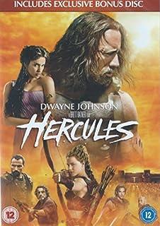 Hercules - Double disc edition by Dwayne Johnson