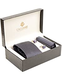 Cazzano Printed Men's Tie Set (TCPNC179)
