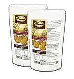 Dr. Almond Plätzchen Backmischung Weihnachtszauber KOKOSMAKRONEN low-carb glutenfrei sojafrei keto (2er Pack) Zuckerfreie Kekse