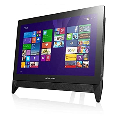 Lenovo C20-30 19.5-inch All-In-One Desktop PC (Core i3 4005U/4GB/1TB/Widows 8/Nvidia Geforce 820A 2GB Graphics), Black