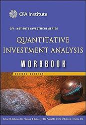 Quantitative Investment Analysis: Workbook (CFA Institute Investment Series)