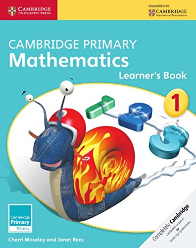 Cambridge Primary Mathematics Stage 1 Learner's Book (Cambridge Primary Maths)