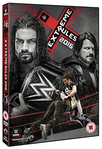 WWE: Extreme Rules 2016 [DVD] [UK Import] - Extreme Dvd Wwe