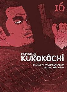 Inspecteur Kurokôchi Edition simple Tome 16
