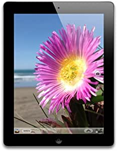 Apple MD510FD/A iPad 4 Retina 24,6 cm (9,7 Zoll) Tablet-PC (Apple A6X, Touchscreen, 1,4GHz, 1GB RAM, 16GB Flash-Speicher, WiFi, Apple iOS) schwarz