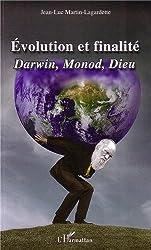 Evolution et finalité : Darwin, Monod, Dieu
