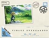 Violet Evergarden - Staffel 1/Vol. 2 [Blu-ray]