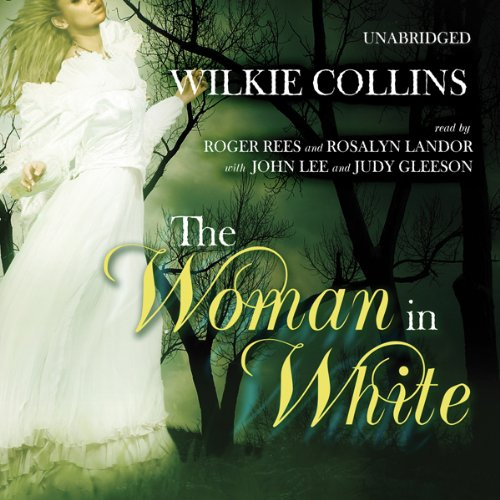 The Woman in White  Audiolibri
