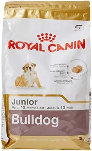 Royal Canin : Croquettes Chiot Bhn Bulldog : 3 Kg