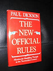 The New Official Rules