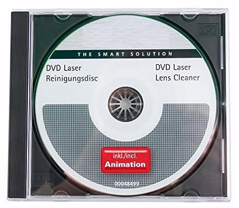 CD/DVD Laser Lens Cleaner (CD/DVD Player, Blu-Ray, Playstation, Xbox, Nintendo, Laptop, Hi-Fi/Stereo) - by