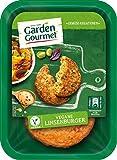 Garden Gourmet Vegane Linsenburger, 160g, 2 Portionen