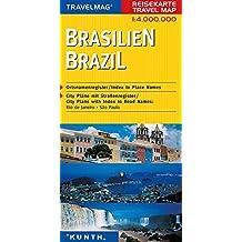 Cartes de voyage Brésil 1 : 4 Mio