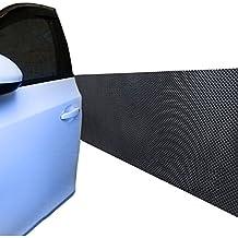 ELUTO 2pcs Paragolpes Coche Protector para Garaje Paragolpes de pared Protector Autoadhesivo (2m x 20 cm x 4mm)