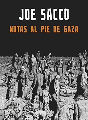 Notas al pie de Gaza (RESERVOIR GRÁFICA) por Joe Sacco