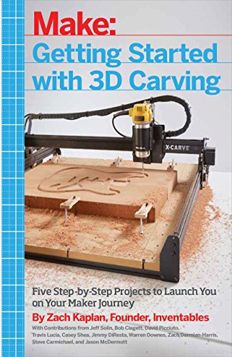 Getting Started with 3D Carving: Five Step-by-Step Projects to Launch You on Your Maker Journey (Mixed-media-art-techniken)