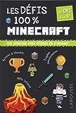 Les défis 100% Minecraft CM2-6e- Cahier de vacances