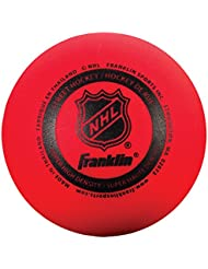Franklin Sports Street Roller Hockey Ball-Puck For Hot Weather