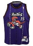 Vince Carter Toronto Raptors NBA Youth Throwback 1998-99 Swingman Jersey