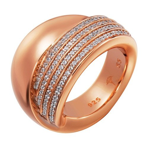 Joop ZOE anillo plata adrina circonita RG 57 JPRG90596B570
