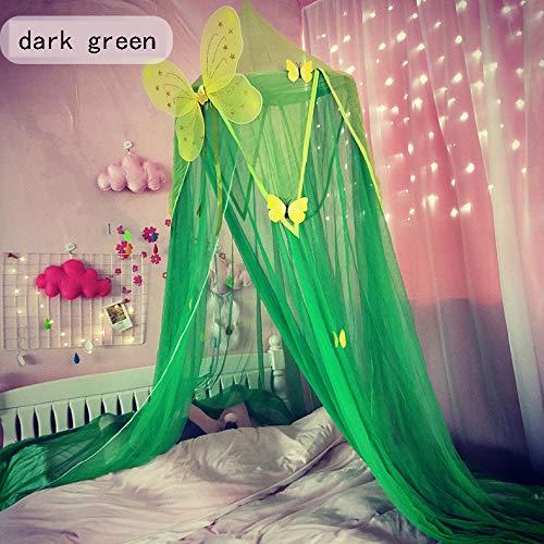 Vorhang Moskitonetz Vorhang Bett für Kinder hängen Continental Princess Wind Dekoration