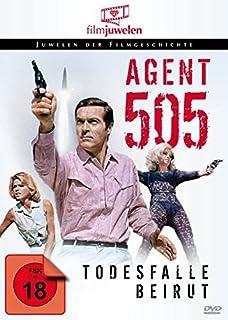 Agent 505 - Todesfalle Beirut (Filmjuwelen)