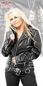 Doro Jacke 'Warrior Soul'