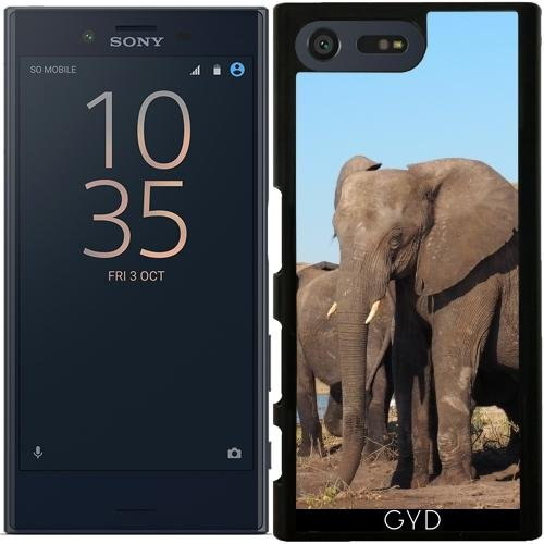case-for-sony-xperia-x-compact-elephant-africa-exotic-by-wonderfuldreampicture
