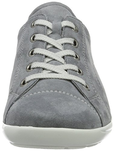 Semler B6055-042, Scarpe Stringate Donna Grigio (Jeans)