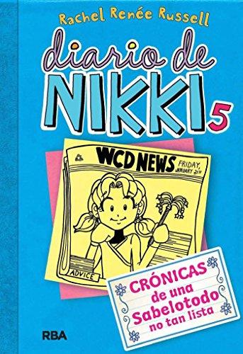 Diario de Nikki 5 por Rachel Renée Russell
