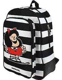 Grafoplás-Mochila Escolar diseño Mafalda