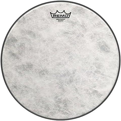 15 - REMO FIBERSKYN 3 AMBASSADOR FA-0515-00 tambor de los accesorios de Tom - cabezas trampa