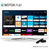 WeTek HUB 8 GB Android TV Box Ultra HD 4k Streaming Media Player