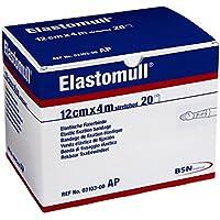 Elastomull 12 cmx4 m 2103 Elastische Fixierbinde, 20 St preisvergleich bei billige-tabletten.eu