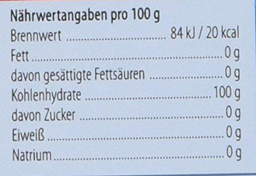 Wohltuer Erythrit, 1er Pack (1 x 2 kg)