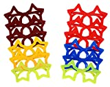 #2: Sandbox Party Goggles Star Shape (Pack of 12)