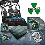 MOTÖRHEAD, Clean your clock STERLING SILVER EDITIO - DVD-Boxset [Vinyl LP]