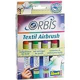 Orbis 30401 - Kinderairbrush - Textilpatronenset B