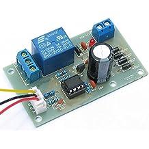 Ils - Kit de Controlador del Sensor Interruptor de Nivel de Agua de Bricolaje