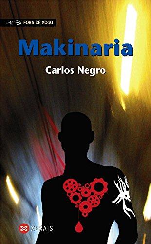 Makinaria Cover Image