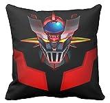 Pillow pillow CUSCINO PERSONALIZZATO 40X40 MAZINGA Z MAZINGER Z ROBOT CARTONE ANNI 80 IDEA REGALO