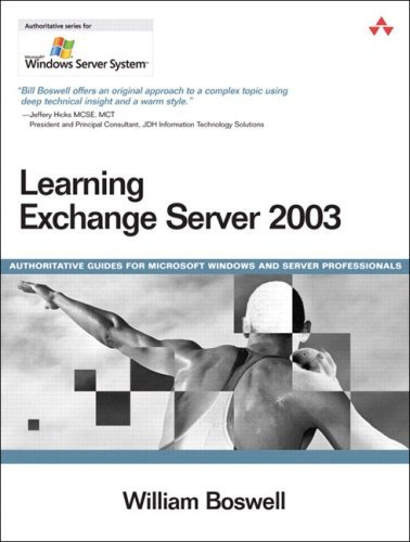 Learning Exchange Server 2003 by William Boswell (2004-09-30)