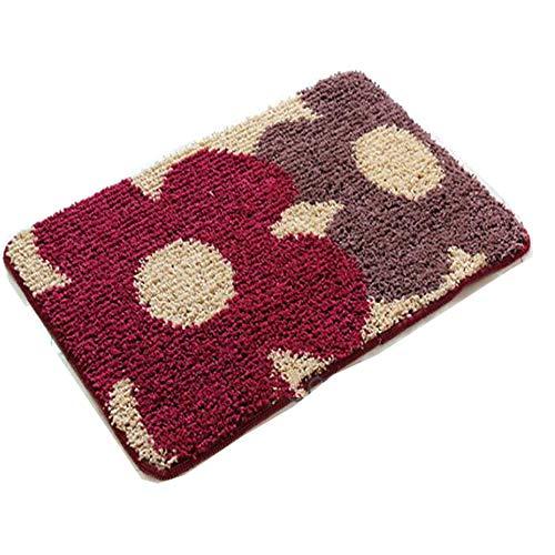DPS&RXX Robuste, saugfähige Fußmatte, wasserdicht, Rutschfest, leicht zu reinigen, Matten für den...