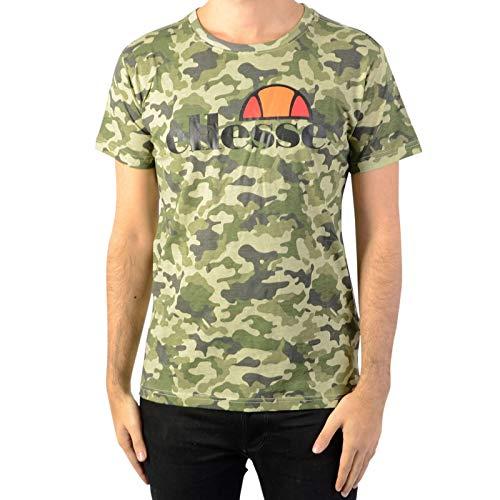 Ellesse Eh H Tmc OAP Camo Kaki, T-shirt - M