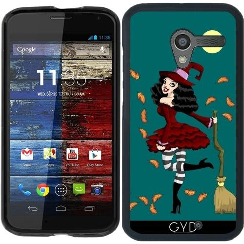 DesignedByIndependentArtists Hülle für Motorola Moto X (Generation 1) - Witched Werden! by AnishaCreations